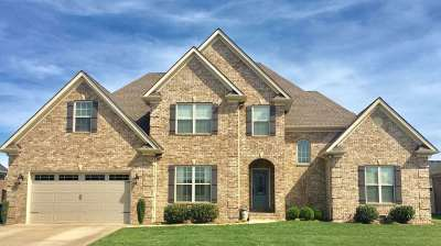 Bowling Green Single Family Home Under Contract: 1328 Beaumont Drive