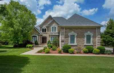 Bowling Green Single Family Home For Sale: 664 Cumberland Ridge Way