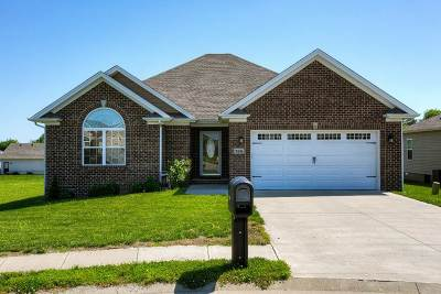 Bowling Green Single Family Home For Sale: 266 Maple Hill Ct