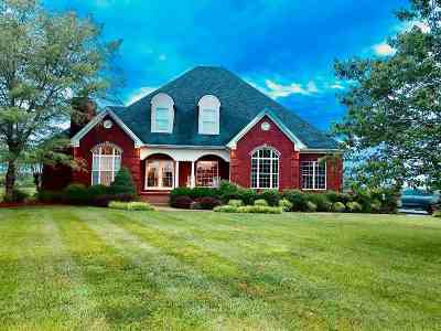 Bowling Green Single Family Home For Sale: 295 Secretariat Drive