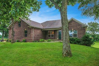 Bowling Green Single Family Home Under Contract: 409 Hidden Ridge Court