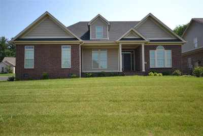 Bowling Green Single Family Home For Sale: 1435 Boulder Ct