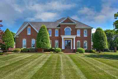 Bowling Green Single Family Home For Sale: 124 Claiborne Court