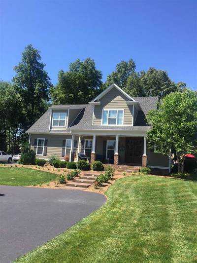 Bowling Green Single Family Home For Sale: 4522 Shady Place Court