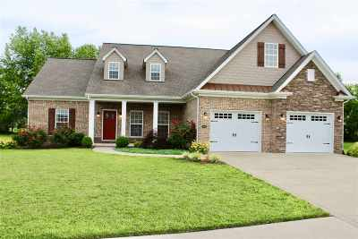 Bowling Green Single Family Home For Sale: 3333 Fox Fire Ct