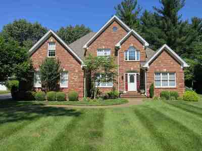 Bowling Green Single Family Home For Sale: 3430 Red Oak Drive