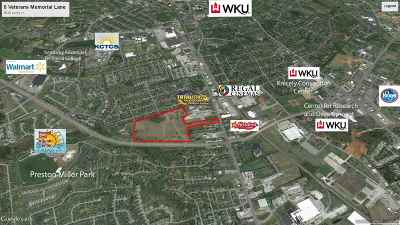 Bowling Green Residential Lots & Land For Sale: Veterans Memorial