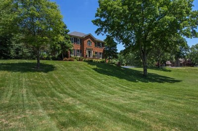 Bowling Green Single Family Home For Sale: 47 Oak View Court