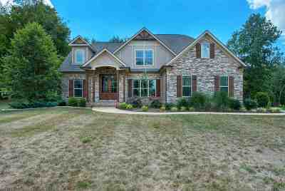 Bowling Green Single Family Home For Sale: 4575 Fairvue Farm Ct