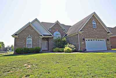 Bowling Green Single Family Home For Sale: 2728 Laurelstone Lane