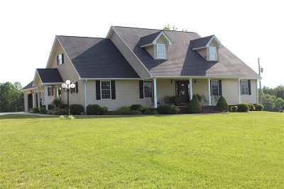Edmonson County Single Family Home Under Contract: 3101 Nolin Dam Rd