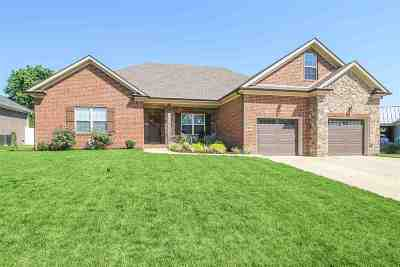Bowling Green Single Family Home For Sale: 3962 Chevy Way