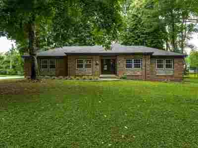 Bowling Green Single Family Home For Sale: 1024 Meadowwood Lane