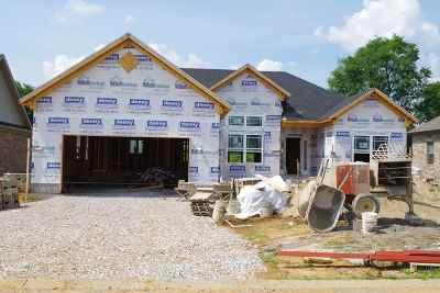 Bowling Green Single Family Home For Sale: 5349 Amber Creek Lane