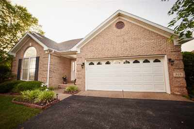 Bowling Green Single Family Home For Sale: 926 Bogey Way