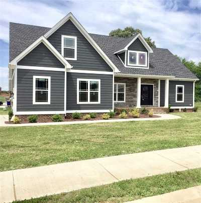 Bowling Green Single Family Home For Sale: 381 Adalynn Way
