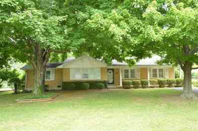 Bowling Green Single Family Home For Sale: 622 Hampton Drive