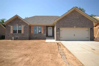 Bowling Green Single Family Home For Sale: 2903 Gunsmoke Trail Way