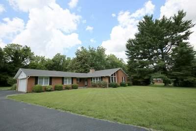 Bowling Green Single Family Home For Sale: 1929 Cedar Ridge