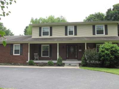 Bowling Green Single Family Home For Sale: 1404 Harvey Ave