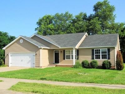 Bowling Green Single Family Home For Sale: 430 Atlanta Way
