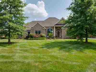 Bowling Green Single Family Home For Sale: 1533 Aquarius Way