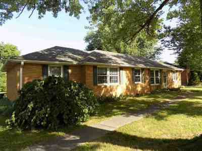 Bowling Green Single Family Home For Sale: 3508 Lucinda Dr