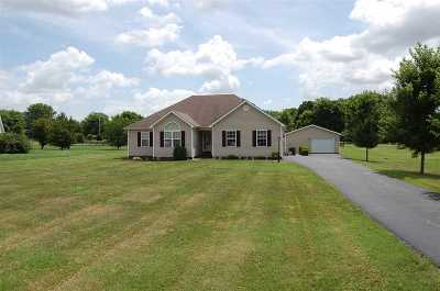 Bowling Green Single Family Home For Sale: 2522 Abby Court