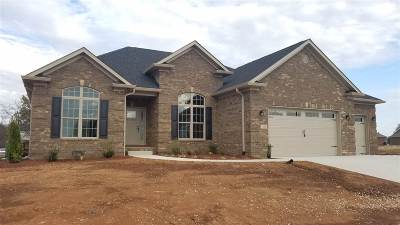 Bowling Green Single Family Home For Sale: 1116 Aristides Drive