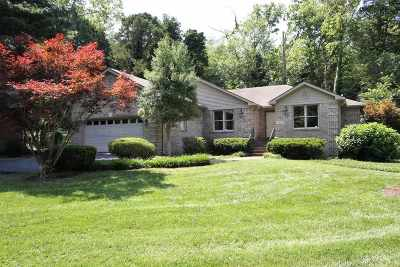 Bowling Green Single Family Home For Sale: 1011 Boone Ct