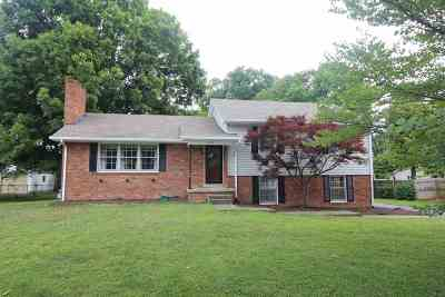 Bowling Green Single Family Home For Sale: 1322 Leeson Way