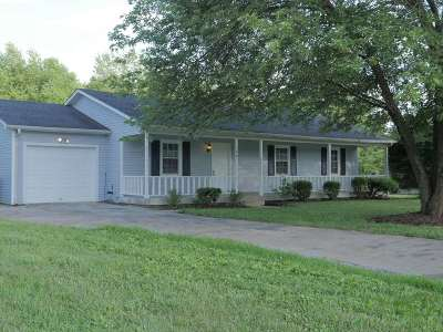 Bowling Green Single Family Home For Sale: 189 Jason Drive