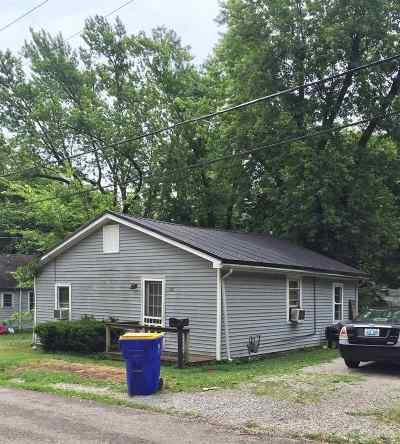 Bowling Green Single Family Home For Sale: 1038 Kenton St
