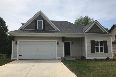Bowling Green Single Family Home For Sale: Lot 41 Legacy Point Subdivision