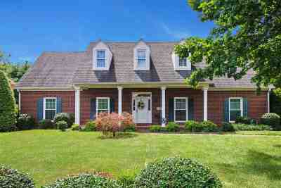 Bowling Green Single Family Home For Sale: 3307 Savannah Drive