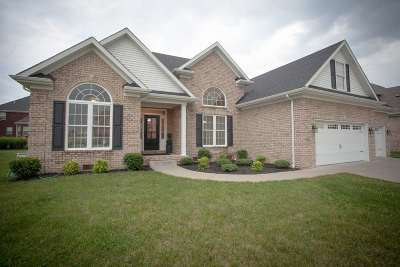 Bowling Green Single Family Home For Sale: 1342 Day Spring Court
