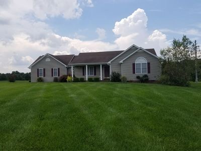 Bowling Green Single Family Home For Sale: 377 Greenhill Road