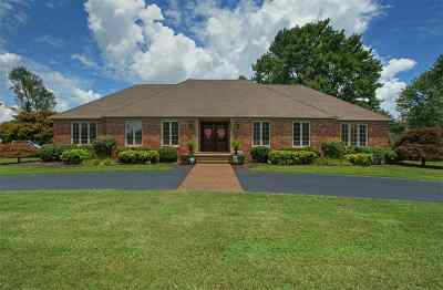 Bowling Green Single Family Home For Sale: 2604 Thompson Drive