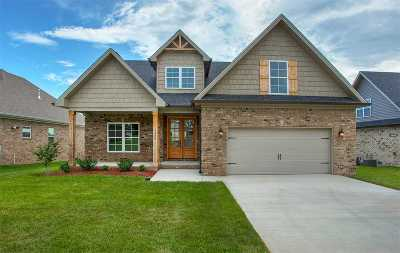 Bowling Green Single Family Home For Sale: 1428 Boulder Court