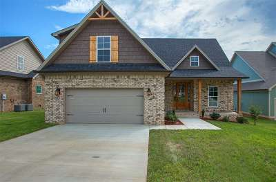 Bowling Green Single Family Home For Sale: 1422 Boulder Court