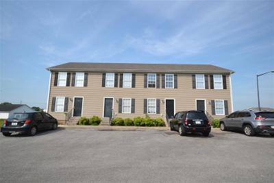 Bowling Green Multi Family Home For Sale: 322 Kenlee Circle