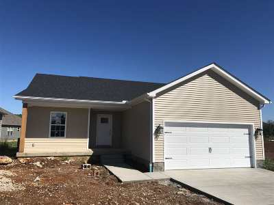 Bowling Green Single Family Home For Sale: 7167 Seagraves