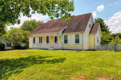 Bowling Green KY Single Family Home For Sale: $196,900