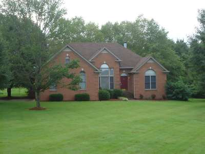Bowling Green Single Family Home For Sale: 271 Spindletop Drive