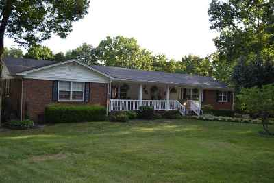 Bowling Green Single Family Home For Sale: 581 Minnie Way