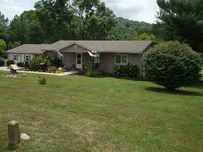 Bowling Green Single Family Home For Sale: 8651 Morgantown Road