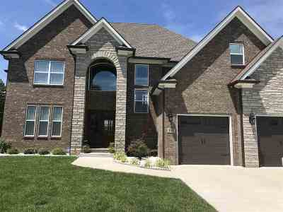 Bowling Green Single Family Home For Sale: 518 Maggie Ct