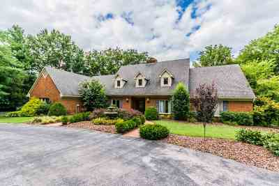 Bowling Green Single Family Home For Sale: 142 Bent Creek Ct.