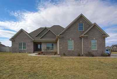 Bowling Green Single Family Home For Sale: 1520 Southern Sky Circle