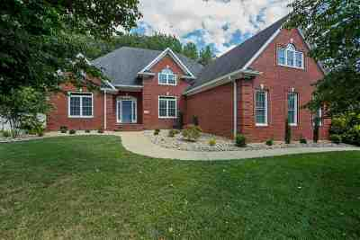 Bowling Green Single Family Home For Sale: 2942 Crossridge Court